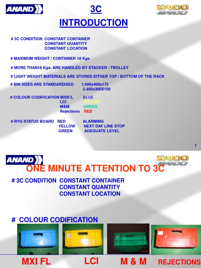 3C Material