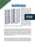 20x25x1 air filter