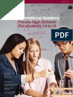 EF - International Academy Brochure