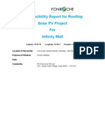 PRF - IPV - SS - Pre Feasibility Report - Infinity Mall - Ver 1 3