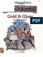 AD&D - Forgotten Realms - Gold & Glory