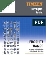 TIMKEN轴承-产品系列手册