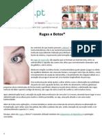 Rugas e Botox®.pdf