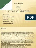 Oberoi Hotels Case Study (1).pptx