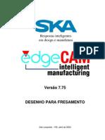 Fresamento EdgeCAM
