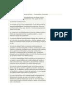 Garantias constitucionales en el Perú