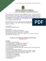 Texto Para CP (NR-Plataformas) - Prorrog