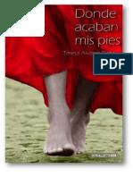 Donde Acaban Mis Pies - Teresa Alvarez Blanco