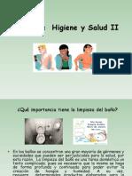 Taller de Higiene y Salud Clase 2