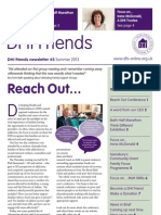 DHI Friends Newsletter - Issue 3