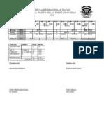 Jadual Pemulihan 2009 Kelas Pet1