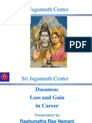 Dasamsa-Loss and Gain in Career | Planets In Astrology | New Age