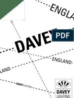 Catalogue DaveyLighting