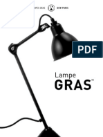 Catalogue Lampe Gras