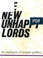 The New Unhappy Lords