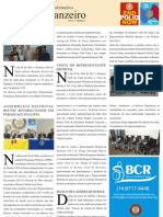 Boletim Informativo - Tupanzeiro Ano 2 Edição