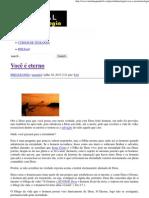 Você é eterno _ Portal da Teologia.pdf