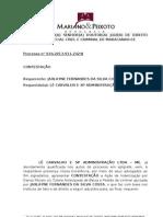 Contestação - JAXLAYNE FERNANDES DA SILVA COSTA