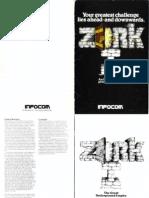 Zork Manual