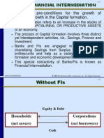 Kinds of Financial Intermediation - Own