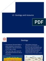 L2-Geology and ResourceuNCONVENTIONALS
