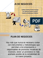 Temas Plan de Negocio y Mercadeo(1)