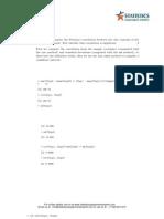 R-Code Homework Help