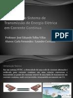 Inovações Tecnológicas em TCC - HVDC Light