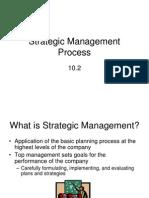 Strategic Management Process Pdf