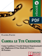Cap1 Cambia Le Tue Credenze