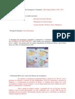 A Formação Dos Estados Portugueses e Espanhol