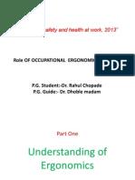 CME Ergonomics