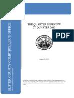 2nd Q 2013Final Report 08.19.13