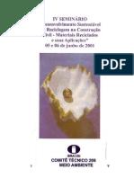Anais Comite CT 206  IV - ANDRADE, A. C.; SOUZA, U. E. L.; PALIARI, J. Página 73