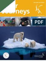 Polar Journeys | Travel Brochure