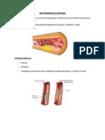 Arterioesclerosis Word