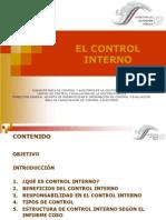 Presentacion de Control Interno