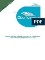 MANUAL INSTALACIÓN Y CONFIGURACIÓN DE PLUGIN PARA FIREFOX Y THUNDERBIRD CON SUGAR CRM