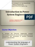 Basic Power System Engineering