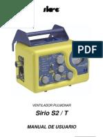 Sirio S2T Manual Usuario
