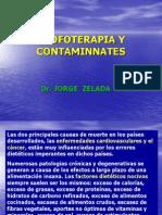 Trofoterapia y Contaminantes