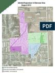 Glenrose Area Development Map Aug2013