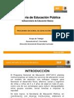 Plan Educación Inicial Ago 2008