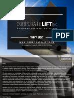 Corporate Lift Brochure