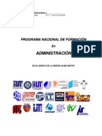 Pnf Administracion Nueva