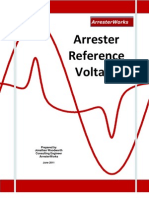ArresterFacts 027 Arrester Reference Voltage