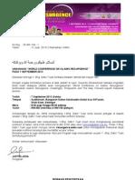 Surat Jemputan Seminar (Bahasa)-Latest