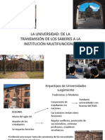 Presentacion Universidades