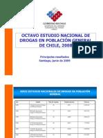 Presentacion Grafica VIIIestudio Drogas Poblaciongeneral Junio2009