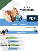 Etica Profesional